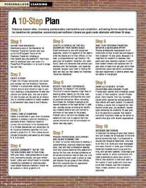 a 10 step plan